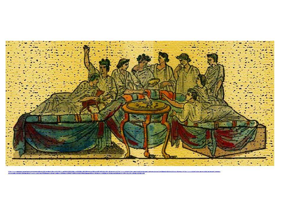 http://www.google.cz/imgres q=dining+in+rome&um=1&hl=cs&sa=N&rlz=1C1ASUM_enCZ461CZ461&biw=1066&bih=942&tbm=isch&tbnid=9f4aOx2g1rkl3M:&imgrefurl=http://www.bible-history.com/sketches/ancient/romans-dining.html&docid=Zdl6xn1CiAzrUM&imgurl=http://www.bible-history.com/sketches/ancient/romans- dining.jpg&w=626&h=292&ei=Q46zT_ewEYyL4gSMpb2TCQ&zoom=1&iact=rc&dur=203&sig=109307489621068249384&page=2&tbnh=85&tbnw=183&start=25&ndsp=30&ved=1t:429,r:26,s:25,i:185&tx=102&ty=49