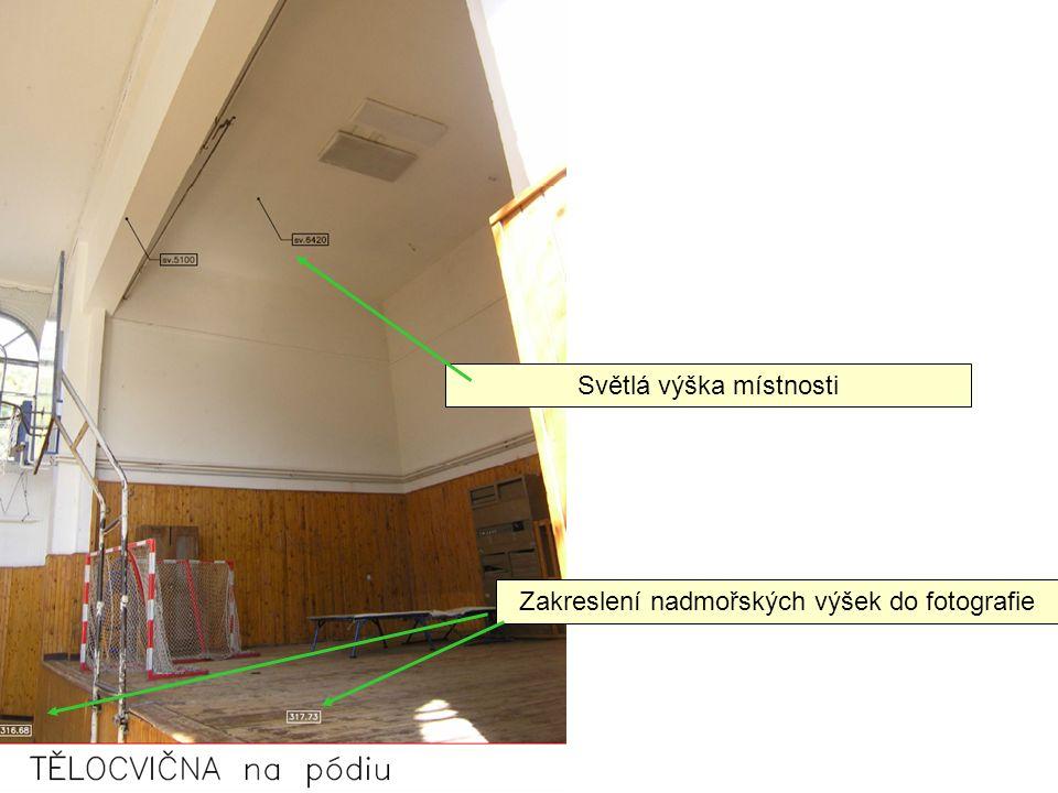 Světlá výška místnosti