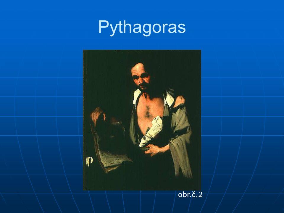 Pythagoras obr.č.2