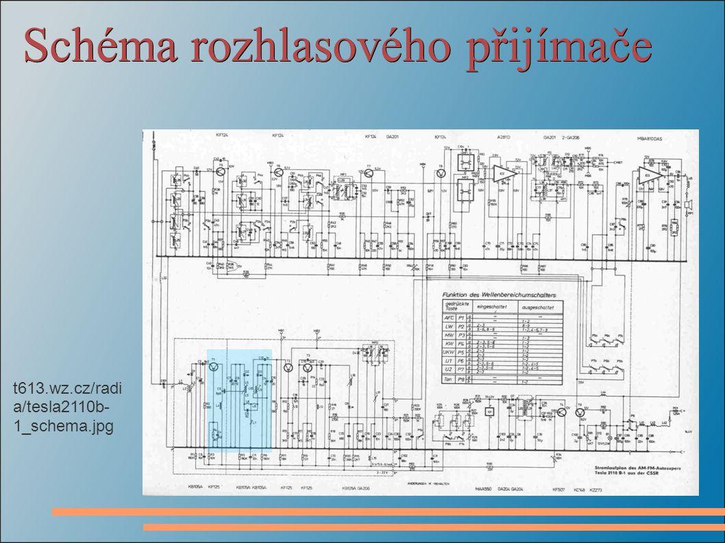Schéma rozhlasového přijímače t613.wz.cz/radi a/tesla2110b- 1_schema.jpg