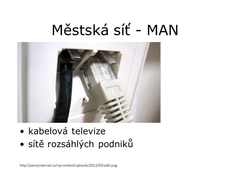 Městská síť - MAN kabelová televize sítě rozsáhlých podniků http://pevnyinternet.cz/wp-content/uploads/2012/03/adsl.png