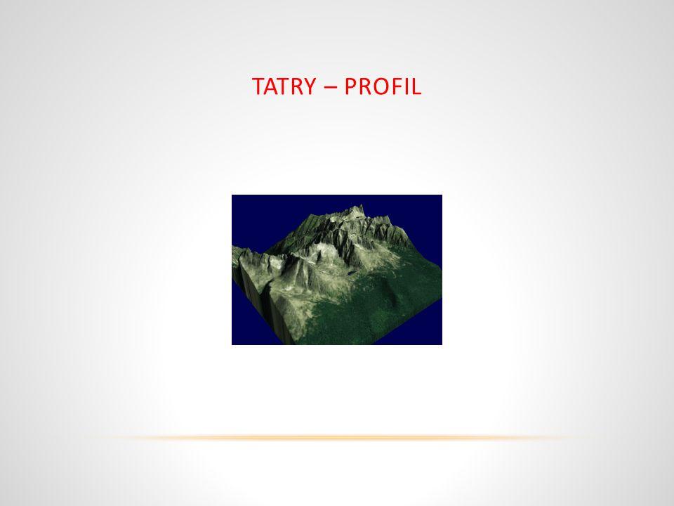 TATRY – PROFIL