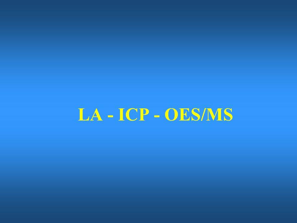 LA - ICP - OES/MS