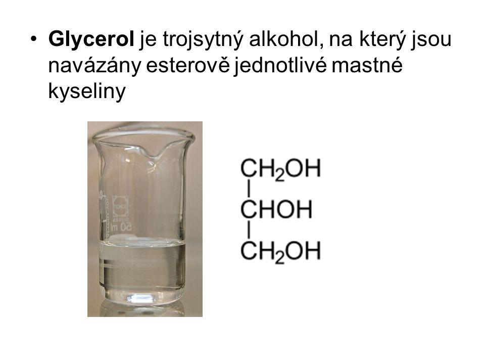 Rozdělení lipidů: a/ jednoduché tvořené převážně estery vyšších mastných kyselin a alkoholů – tuky a vosky b/ složené obsahují kromě esteru i další složku např.