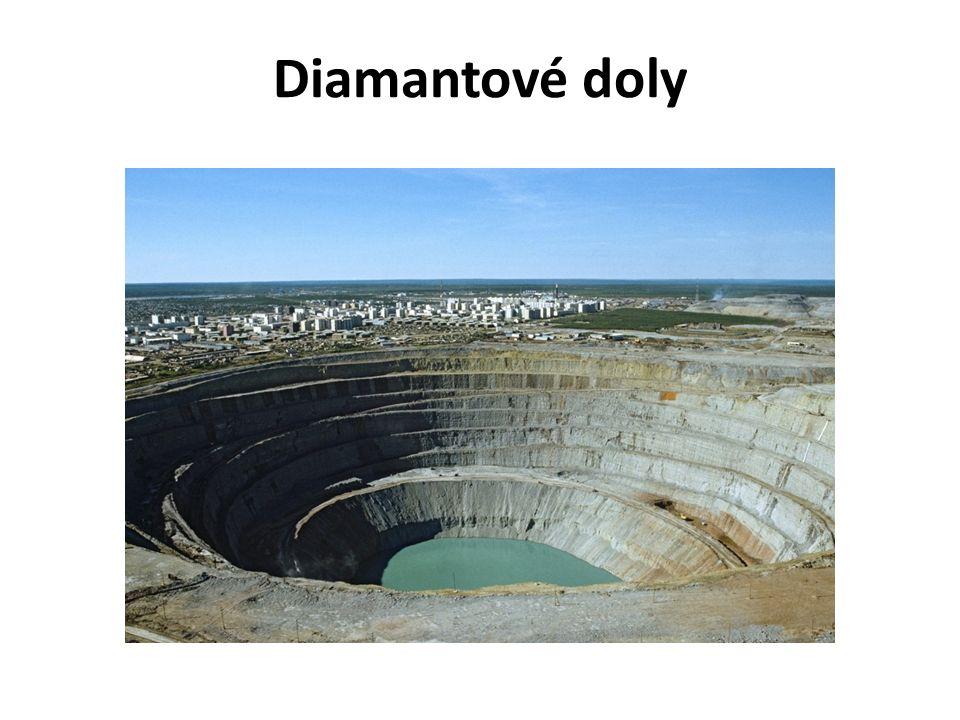 Diamantové doly