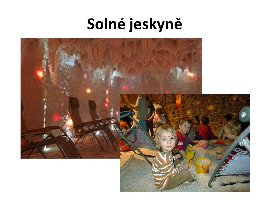 Solné jeskyně