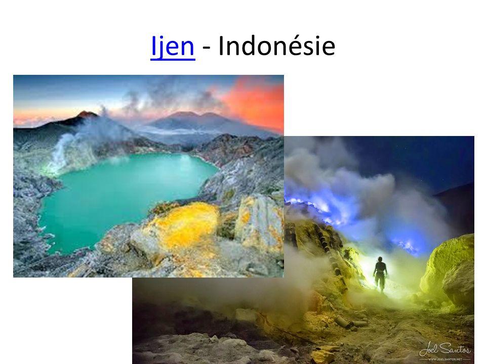 IjenIjen - Indonésie