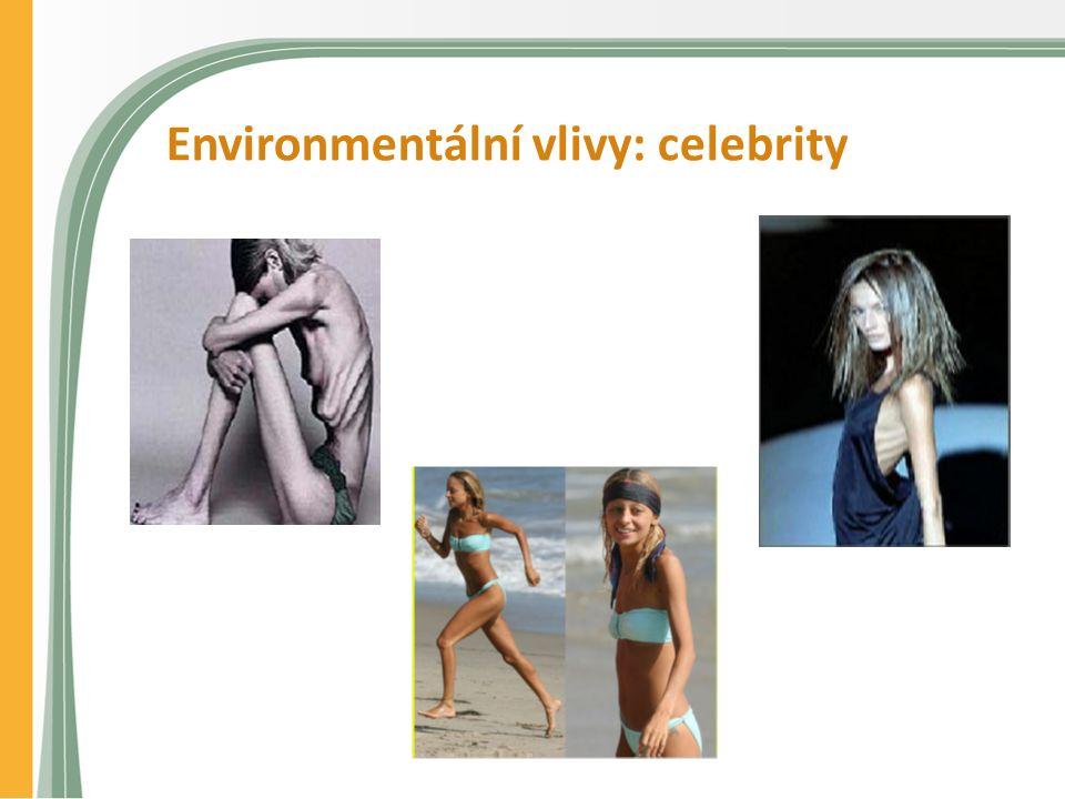 Environmentální vlivy: celebrity