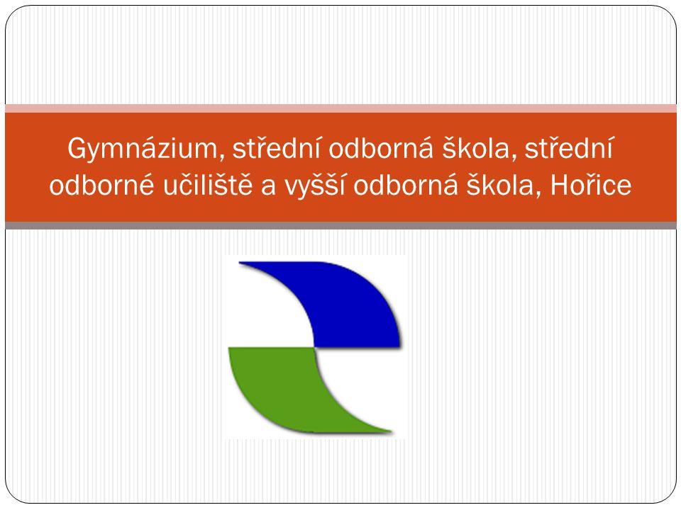 Gymnázium, střední odborná škola, střední odborné učiliště a vyšší odborná škola, Hořice