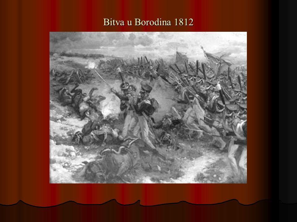 Bitva u Borodina 1812