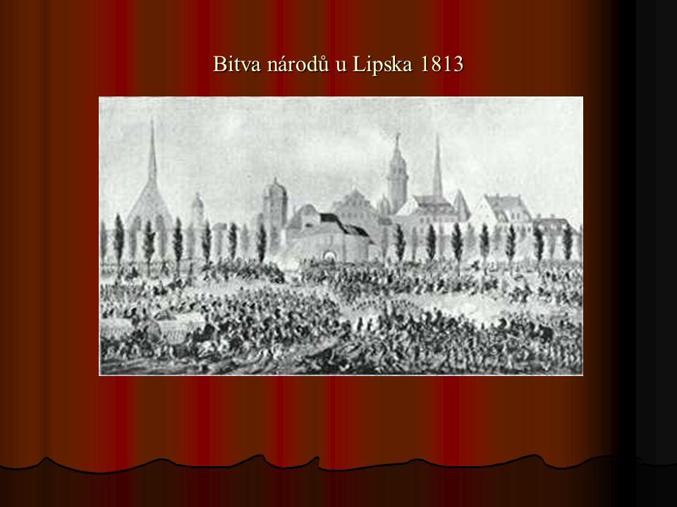 Bitva národů u Lipska 1813