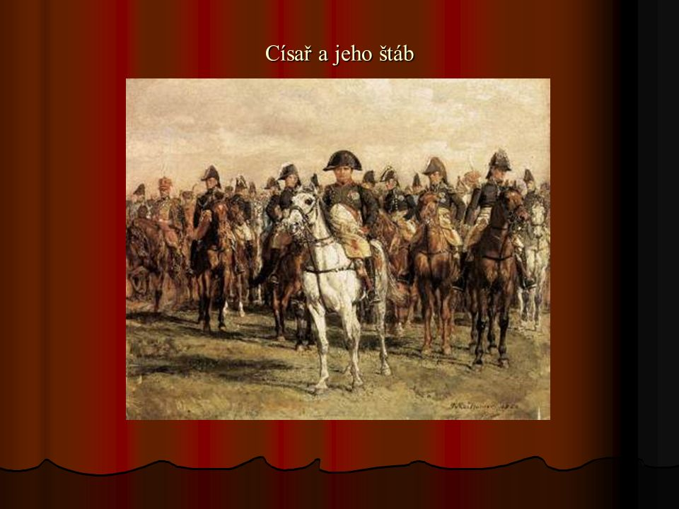 Hlavní protivníci Napoleona I.