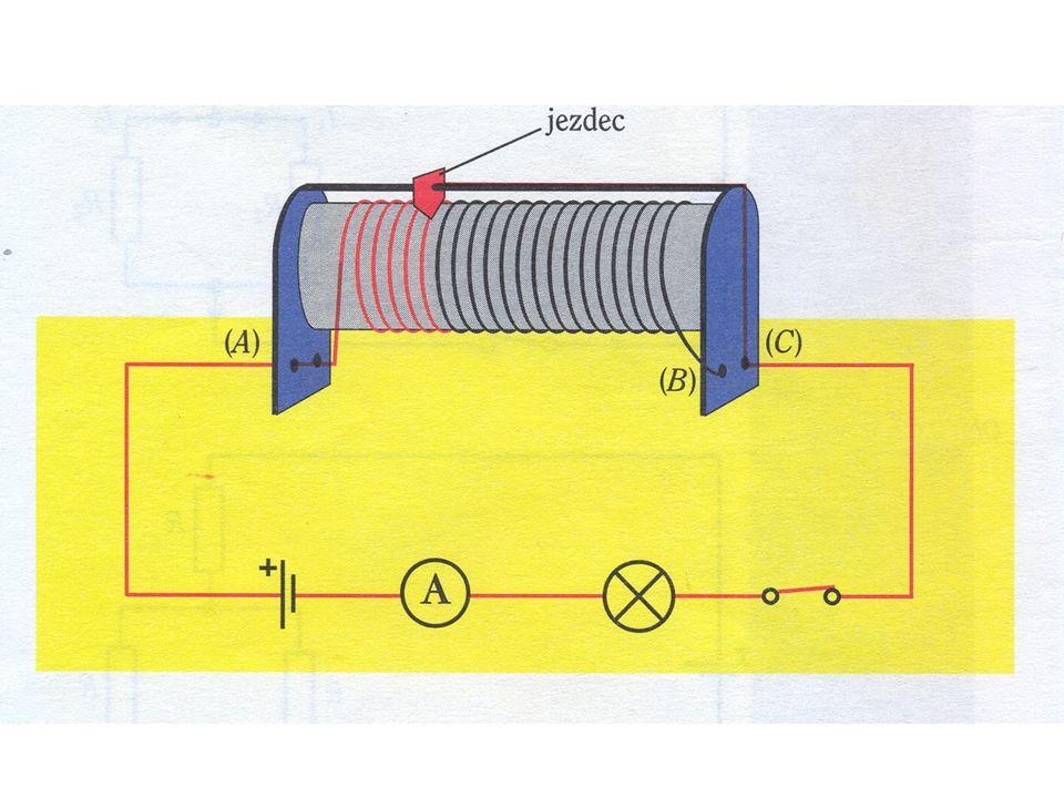 schematická značka reostatu