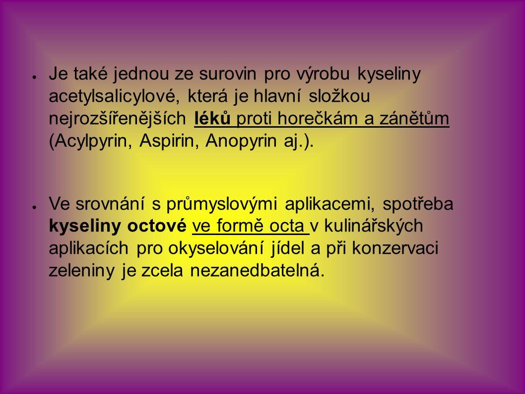 Důkaz hydroxykyselin (Uffelmannova reakce) http://www.youtube.com/watch?v=pqoEwei6OK Y