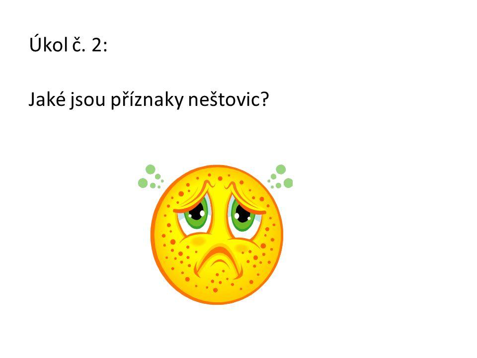 Řešení Úkol č.