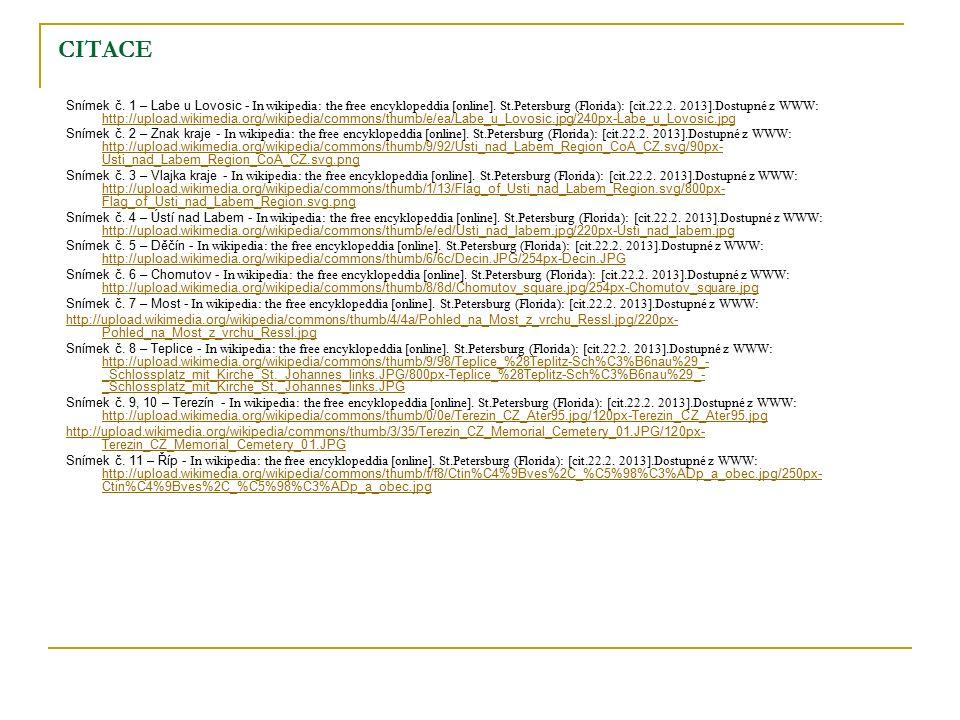 CITACE Snímek č. 1 – Labe u Lovosic - In wikipedia: the free encyklopeddia [online].