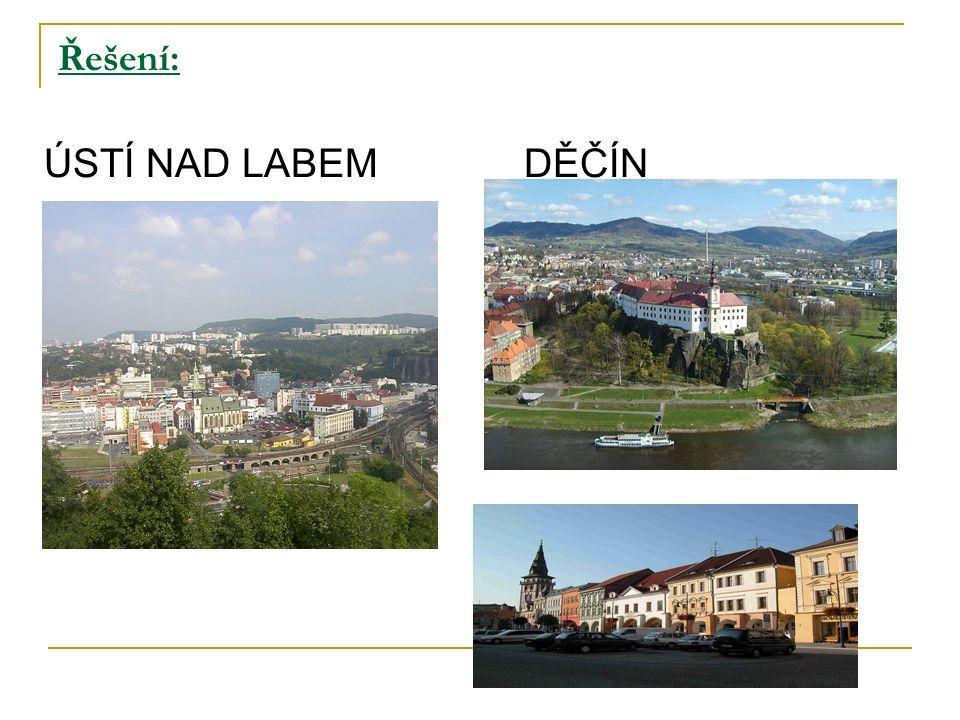  Toto město leží na řece Bílině, na kopci nad městem stojí hrad Děvín, v okolí se těží hnědé uhlí.