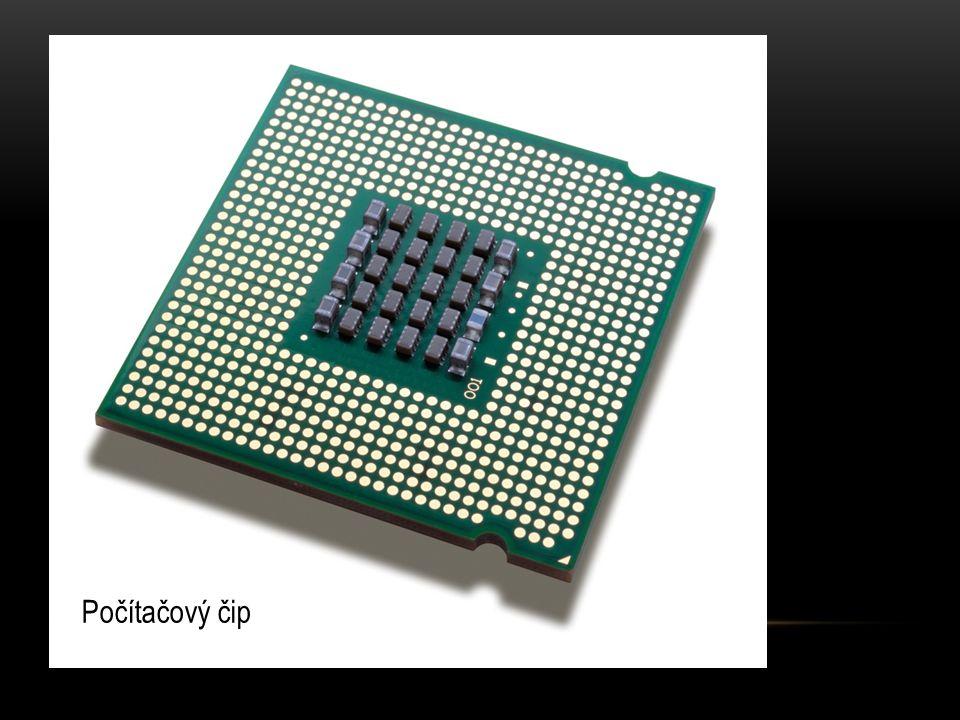 Počítačový čip