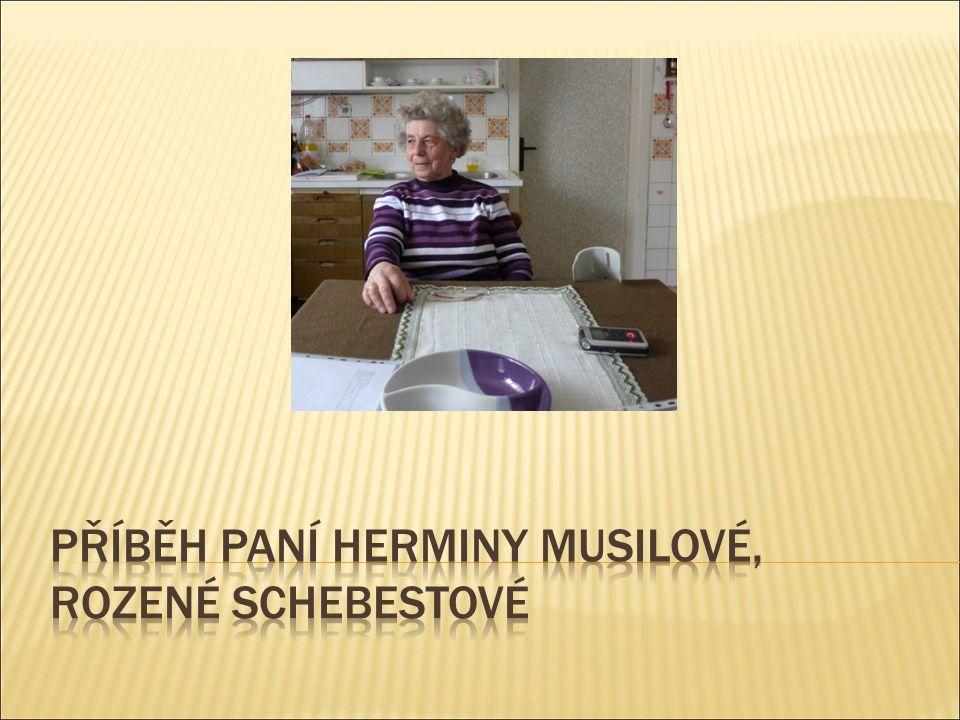  soukromý archiv paní Musilové  www.