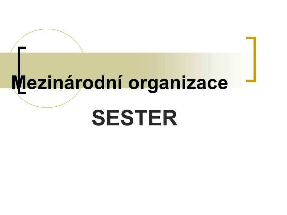 Mezinárodní organizace SESTER