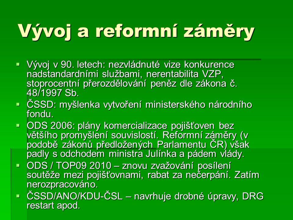 """Závěrečná poznámka k financování zdravotnictví Závěrečná poznámka k financování zdravotnictví Nikdy (!!) a nikde (!!) není dost peněz na zdravotnictví, všude je """"krize a žádá se a často také provádí """"reforma ."""