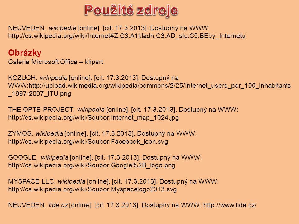 NEUVEDEN.wikipedia [online]. [cit. 17.3.2013].