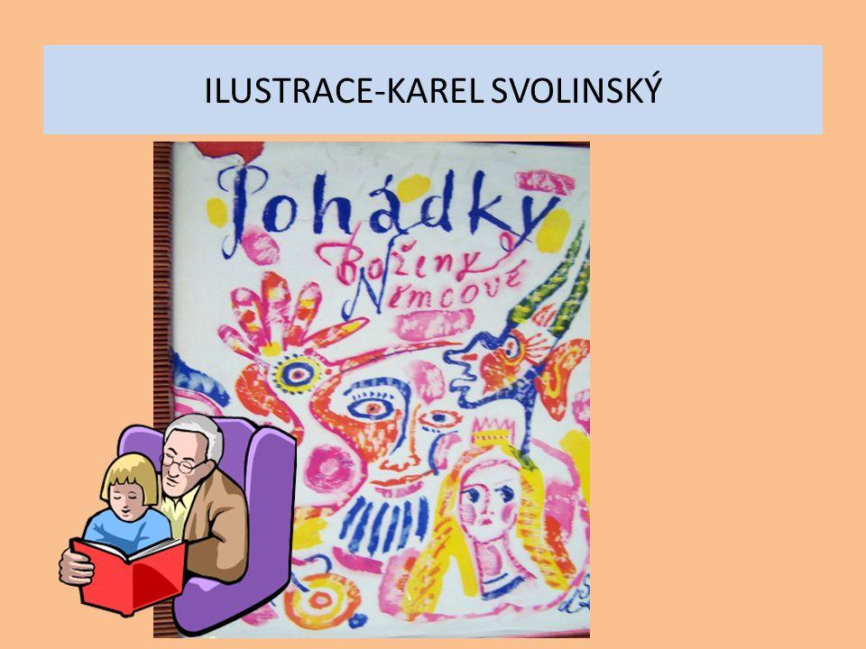 ILUSTRACE-KAREL SVOLINSKÝ