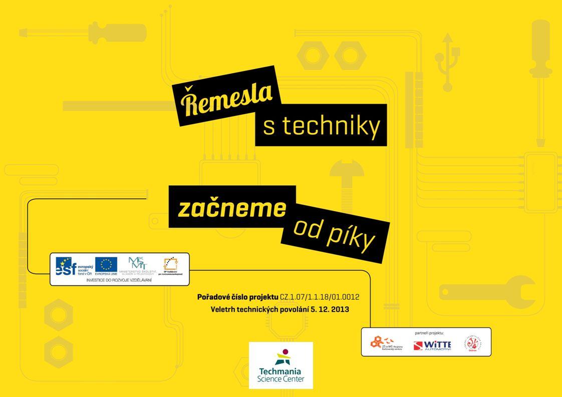 TECHMANIA SCIENCE CENTER PLZEŇ 22. 10. 2012 RNDr. Zuzana Karafiátová