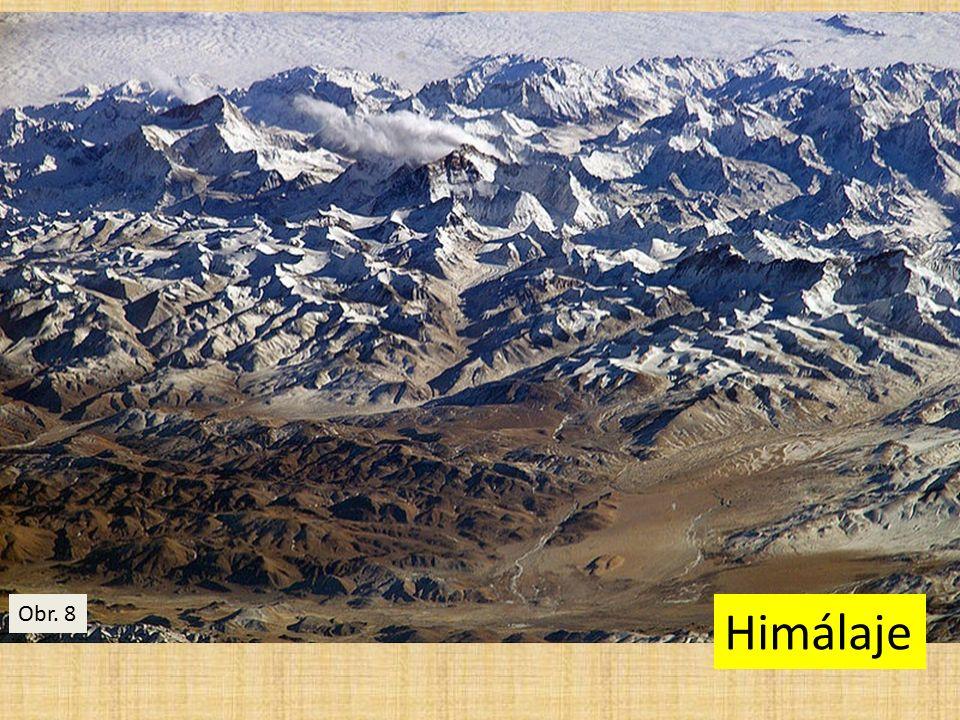 Himálaje Obr. 8