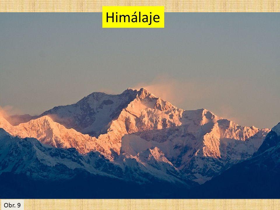 Himálaje Obr. 9