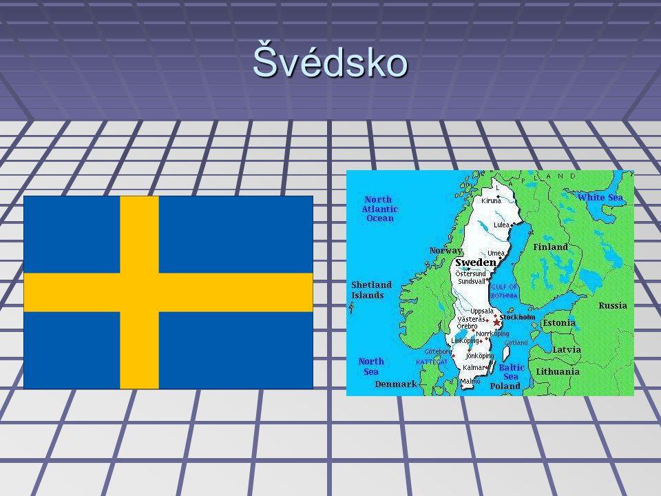Poloha  Severní evropa  Přímořský stát- Baltské a Severní moře  Hraničí s Norskem na západě a s Finskem na severovýchodě