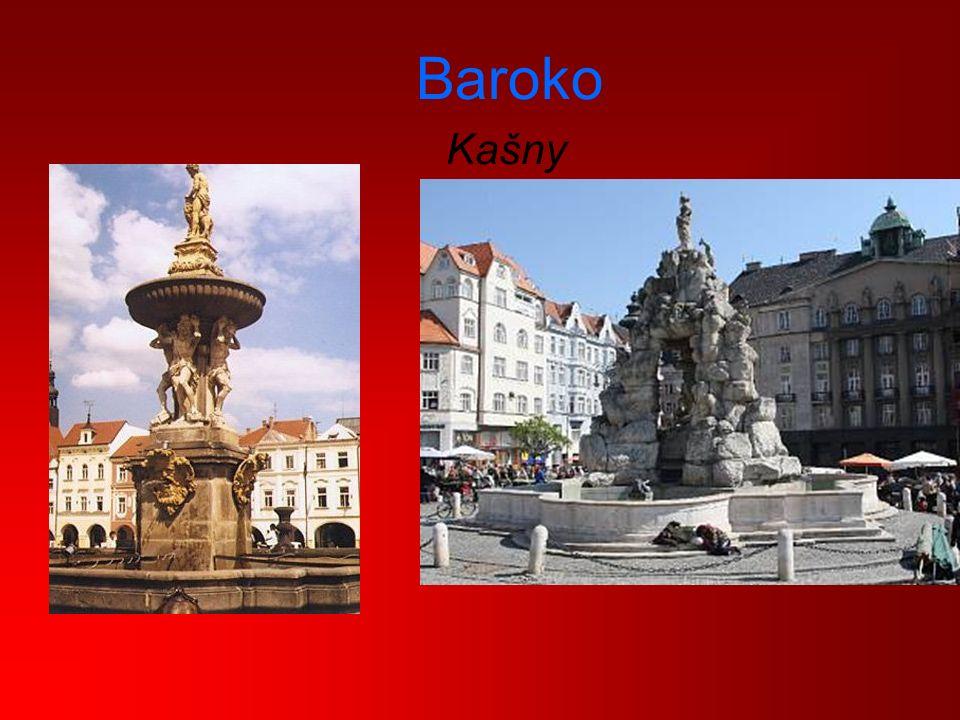 Baroko Kašny
