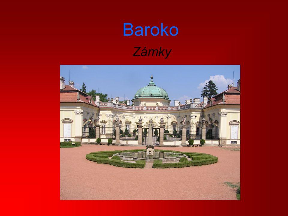 Baroko Zámky