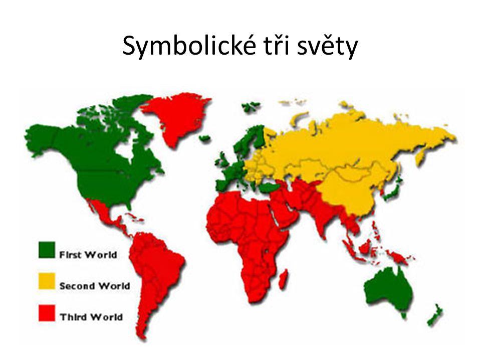 Symbolické tři světy