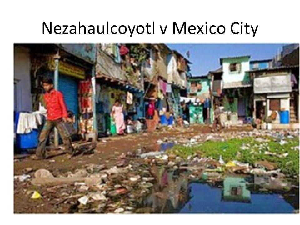 Nezahaulcoyotl v Mexico City
