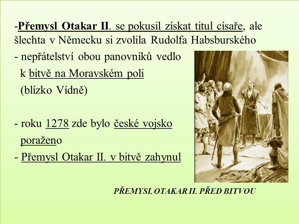 -Přemysl Otakar II.