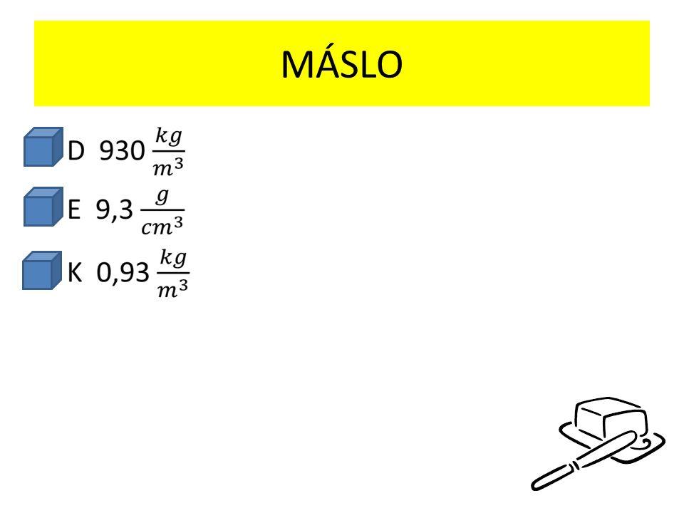 MÁSLO