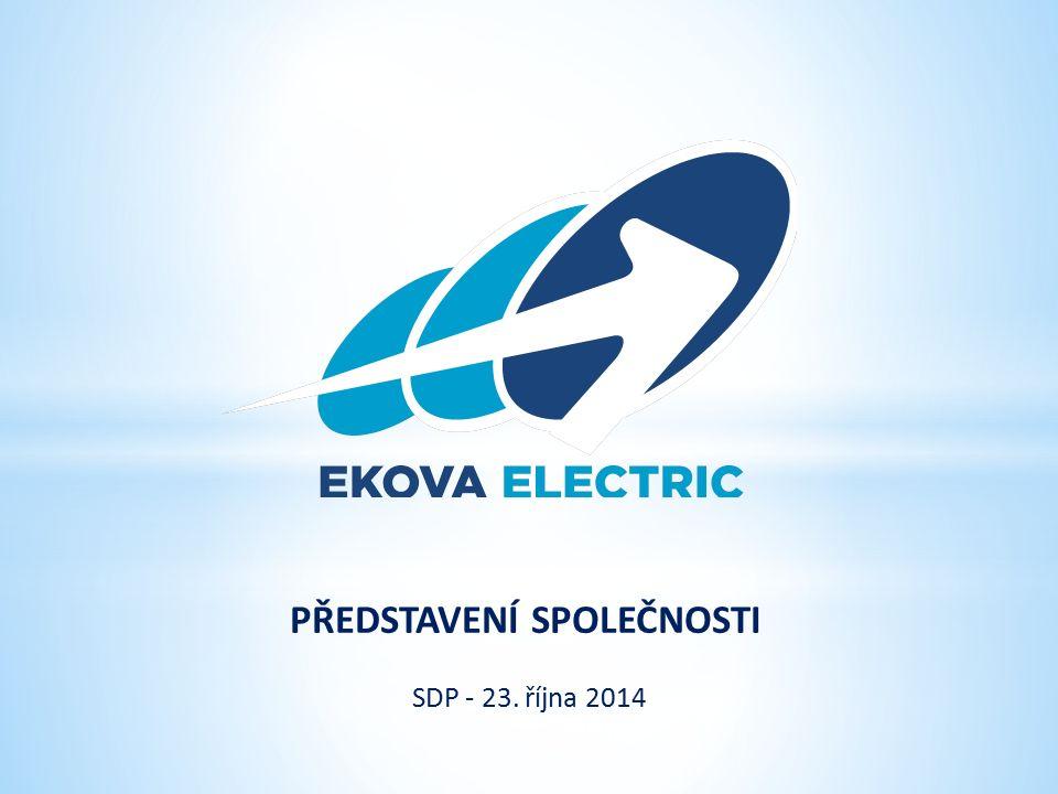 PŘEDSTAVENÍ SPOLEČNOSTI SDP - 23. října 2014