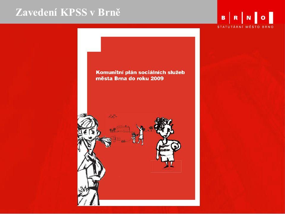 Zavedení KPSS v Brně