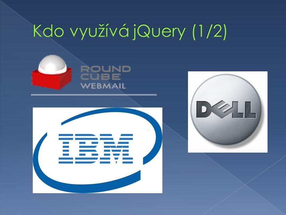  Metoda load() › $(selector).load(URL, data, callback); › Načte data ze serveru a uloží je do elementu  Metoda get() › $.get(URL, callback);  Metoda post() › #.post(URL, data, callback)  Praktické příklady: › http://www.w3schools.com/jquery/jquery_aj ax_get_post.asp