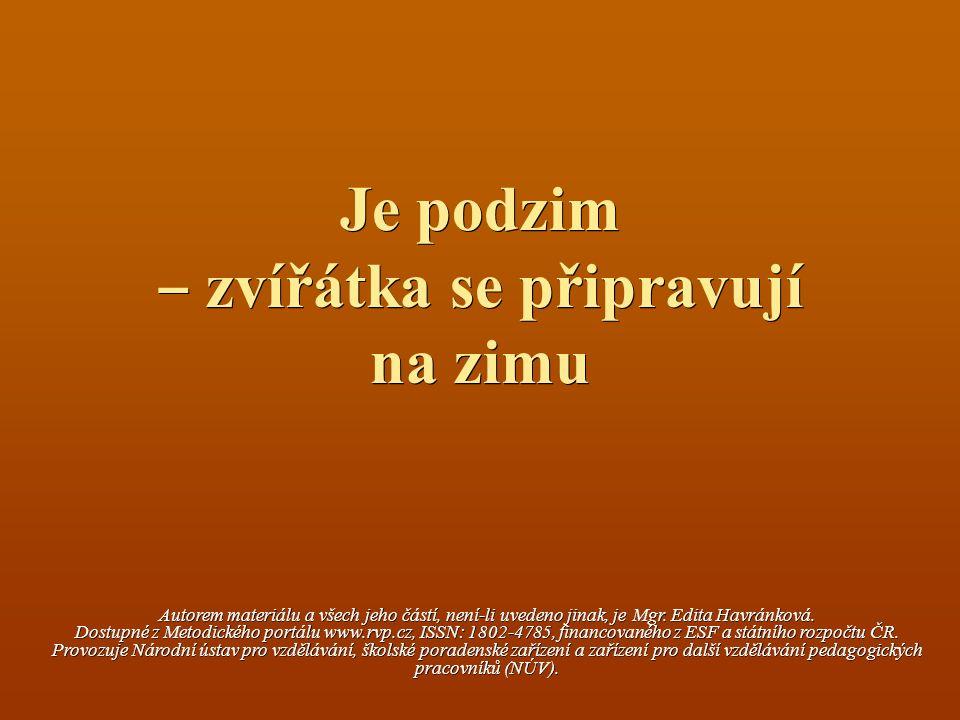 Popis jednotlivých fotografií k vytištění: Snímek č.