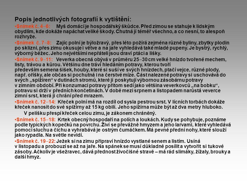 Zdroje: Všechny uveřejněné odkazy [cit.2011-08-28].