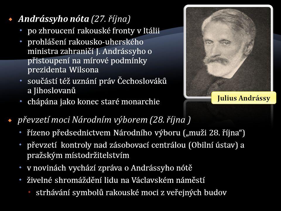  Andrássyho nóta (27.