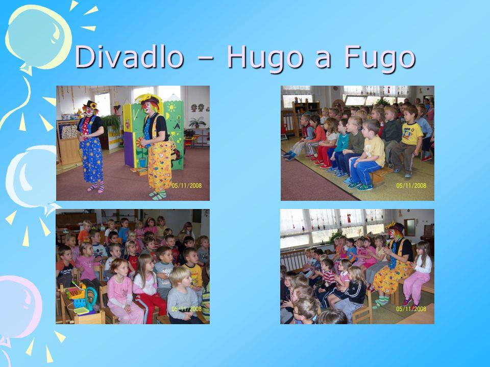 Divadlo – Hugo a Fugo