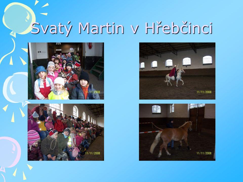 Svatý Martin v Hřebčinci