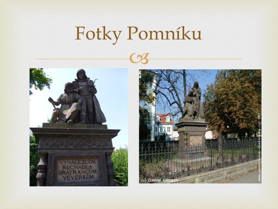 Fotky Pomníku