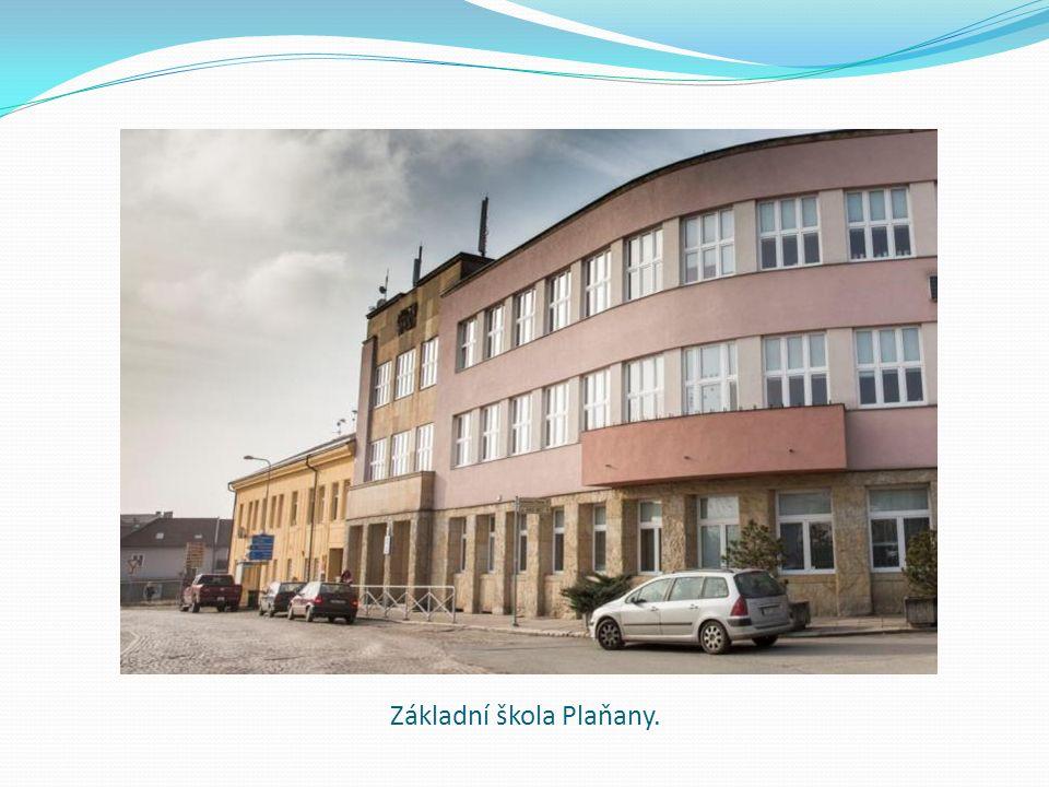 Základní škola Plaňany.