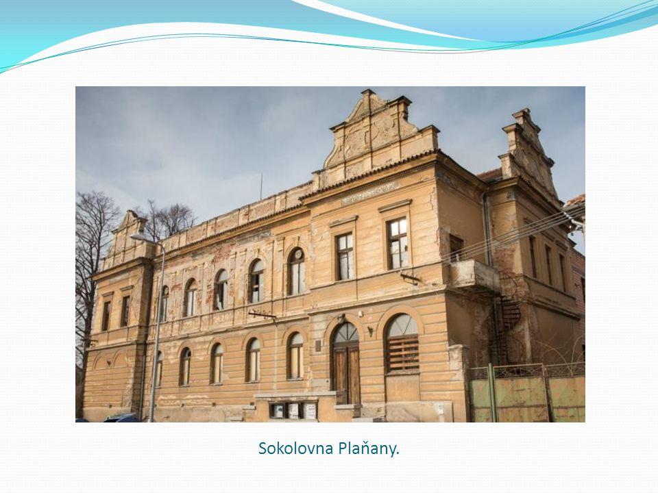 Sokolovna Plaňany.