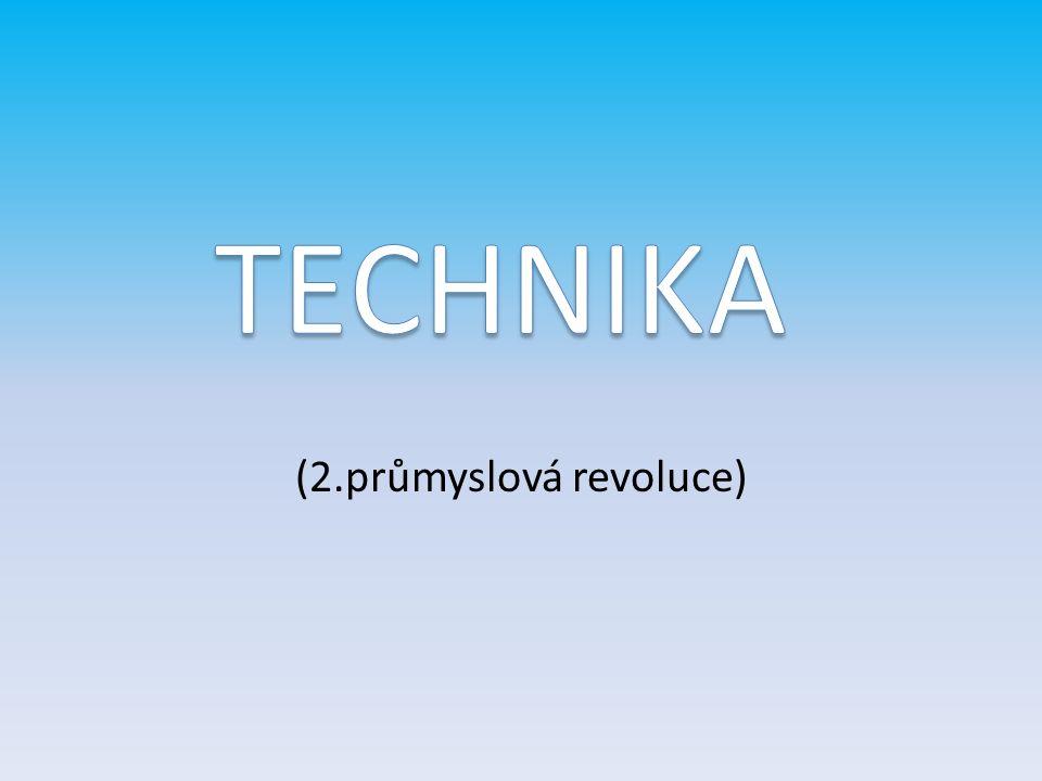 (2.průmyslová revoluce)