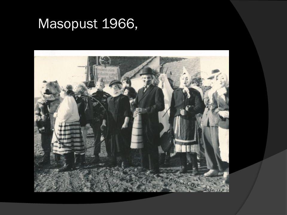 Masopust 1966,